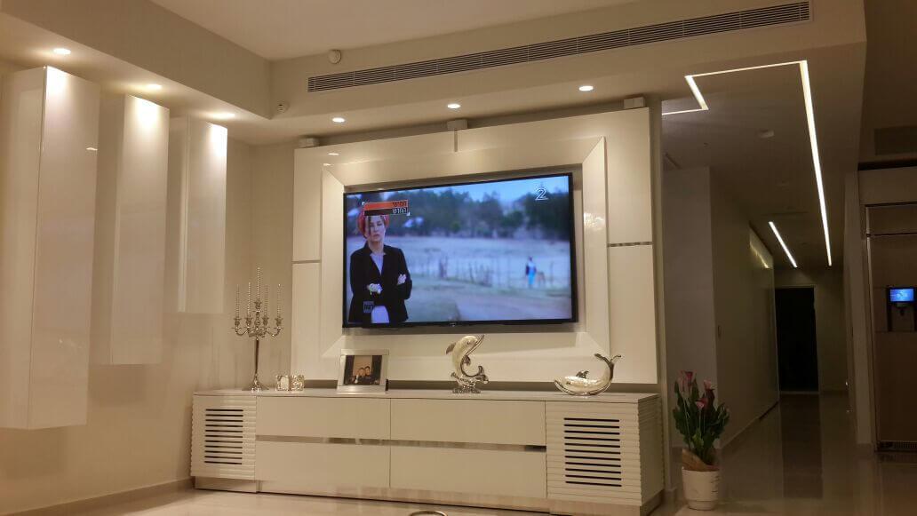 מעולה  מזנונים מעוצבים תלויים או רצפתיים לסלון ופינת טלויזיה © קומפי רהיטים ZJ-33