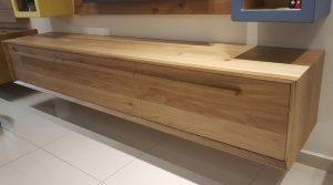 מזנון תלוי מעוצב דגם 'קונסולה' © קומפי רהיטים