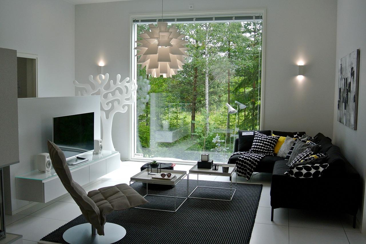 עיצוב הבית בסגנון מודרני