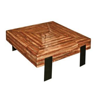 """שולחן מרובע מעץ 60 ס""""מ"""