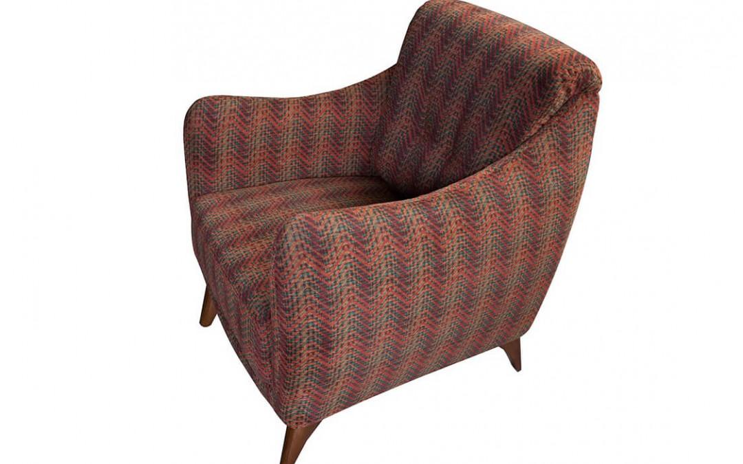 כורסא מעוצבת Fox