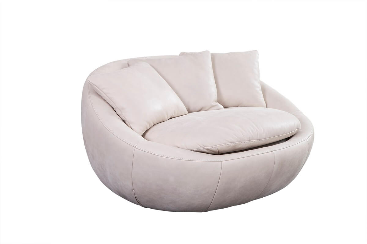 תוספת כורסא מעוצבת דגם 'Love Seat' © קומפי רהיטים UP-68