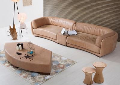 ספה מעוצבת Pamela