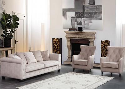 ספה מעוצבת Sopra