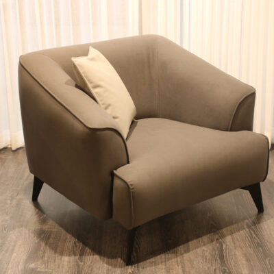 כורסא מעוצבת דגם 'דרור'