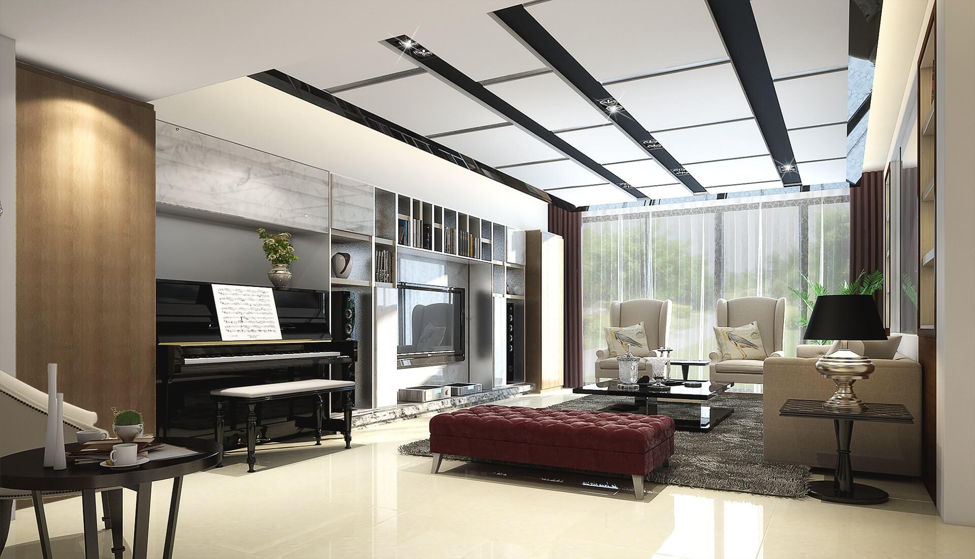 סוגי עץ רהיטים לסלון הבית