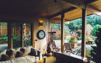 מראה כפרי אל מול מראה מודרני בעיצוב הבית