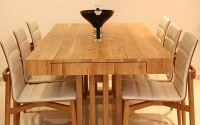 רהיטים מומלצים לעיצוב פינות אוכל
