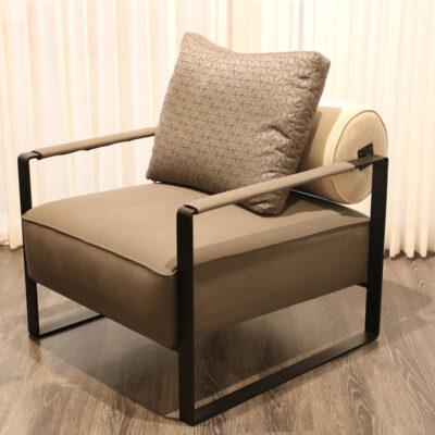 כורסא מעוצבת דגם 'סטפני'