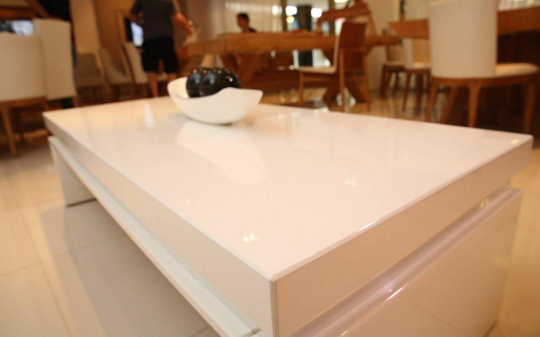 שולחן סלון מעץ דגם 'קרוק'