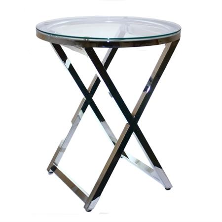 """שולחן עגול 50X60H ס""""מ / אייכולד"""